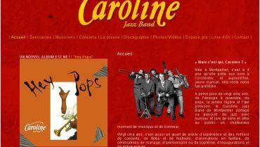 Caroline Jazz Band New Orleans – Jeudi 20 juillet