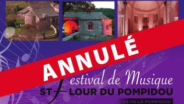 28è  Festival Eté 2020 / Annulé