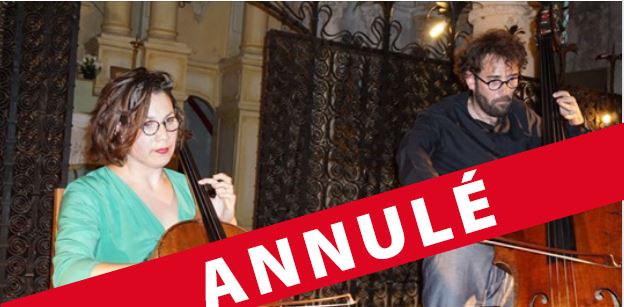 Annulé / Concert pédagogique – Jeudi 4 juin 2020