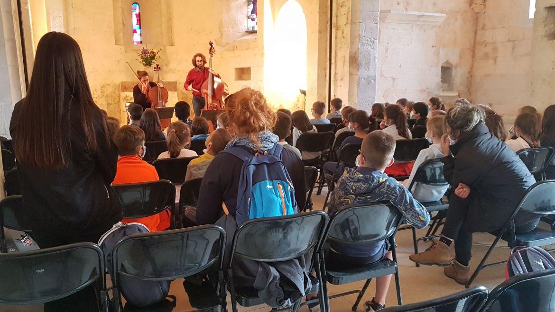 Concert pédagogique – Jeudi 3 juin 2021